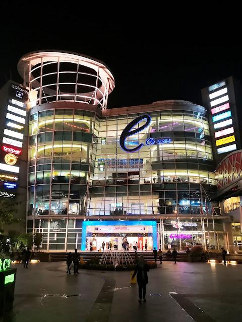 Kuala Lumpur The Curve Shopping Mall