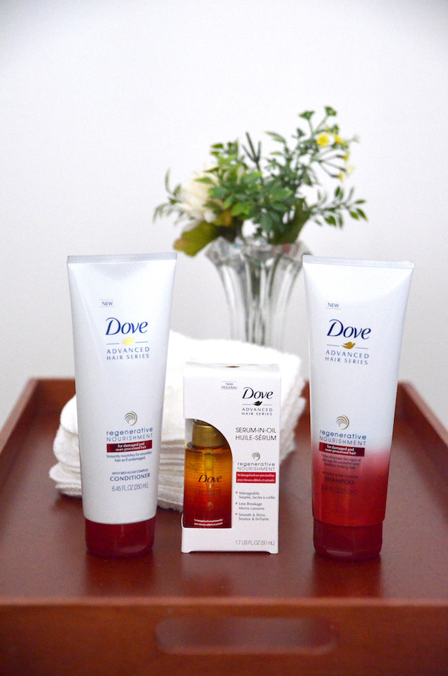 Dove Nourishment Regenerative Extremely Damaged Hair