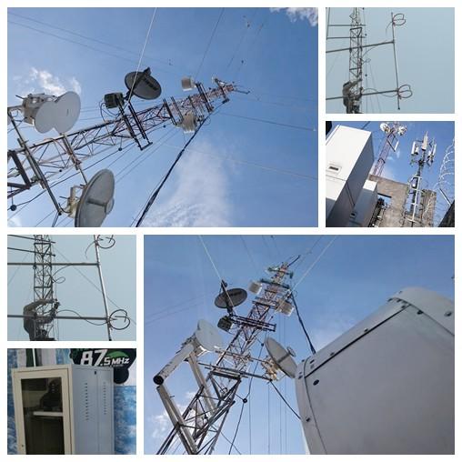 torre rádio
