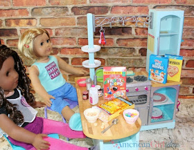 American Doll printables