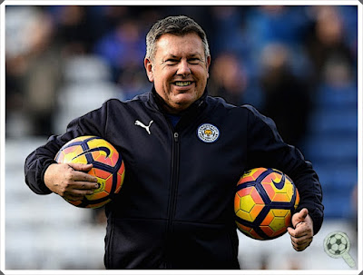 Craig Shakespeare Leicester City