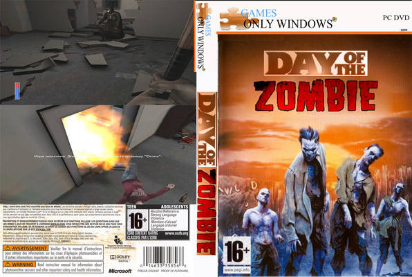 Day of the Zombie (2009 / RUS) [Repack]