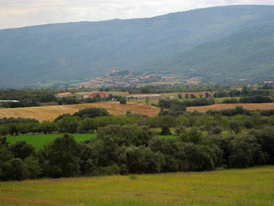 Ager desde el Parc Astronòmic del Montsec