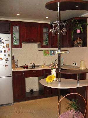 Фото реальных кухонных комплектов. сделанных под заказ.