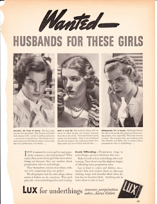 Wanted -- Husbands for these girls