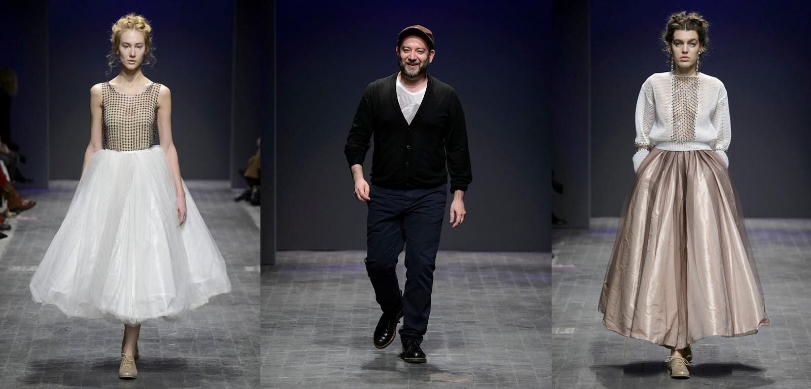 Eniwhere Fashion - Luigi Borbone - Spring Summer 2016