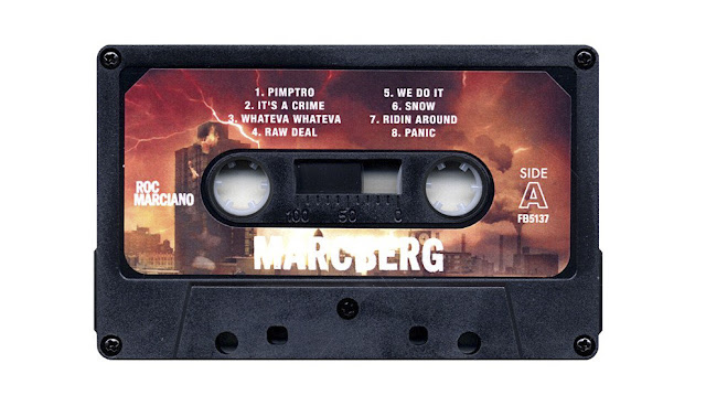 Roc Marciano Marcberg Cassette Fat Beats Tape