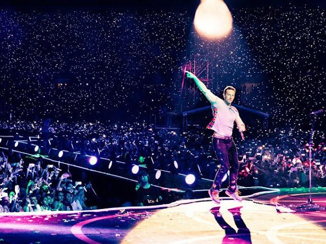 Coldplay conquista México
