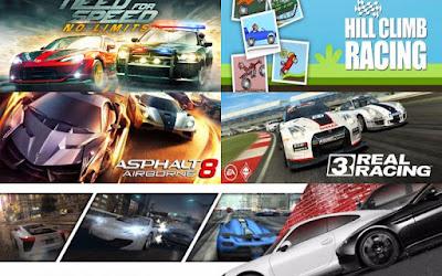 Kumpulan Game Racing Apk Android Terbaik Terbaru 2017 - 2018