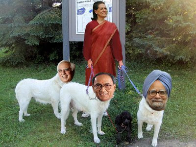 Sonia gandhi and Manmohan singh funny wallpapers very ...