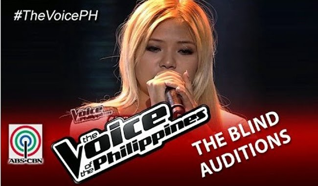 Christelle Tiquis Sings 'To Make You Feel My Love' on The Voice of the Philippines Season 2