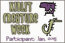 Kidlit Creature Week