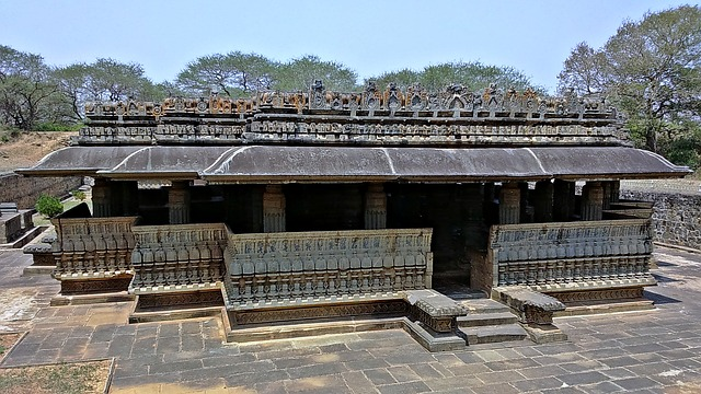 Nagareswara shiva Temple,Karnataka