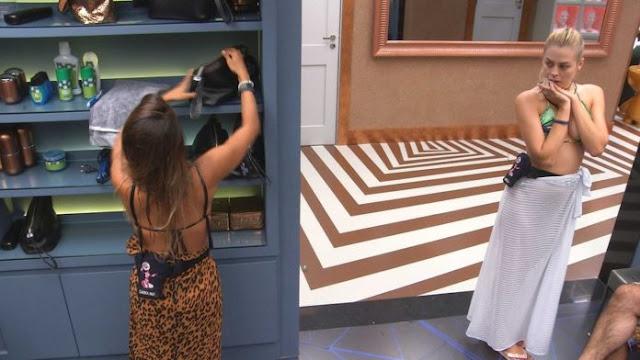 BBB19: Isabella diz que vai alertar Tereza sobre comportamento no jogo