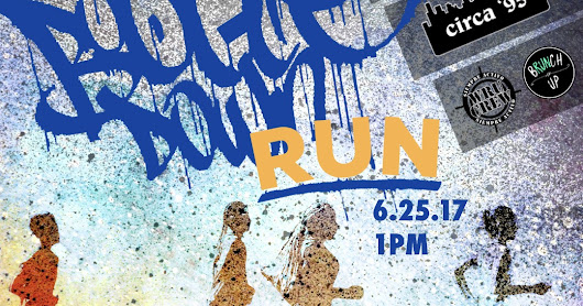 #BOOGIEDOWNRUN @ #BOOGIEBLVD with @CIRCA95 June 25th 1pm