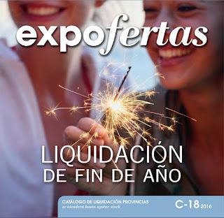 Catalogo Expofertas Belcorp Campaña 18 Diciembre 2016