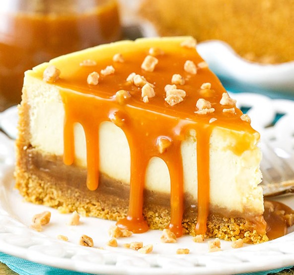 Best Salted Caramel Cheesecake Recipes