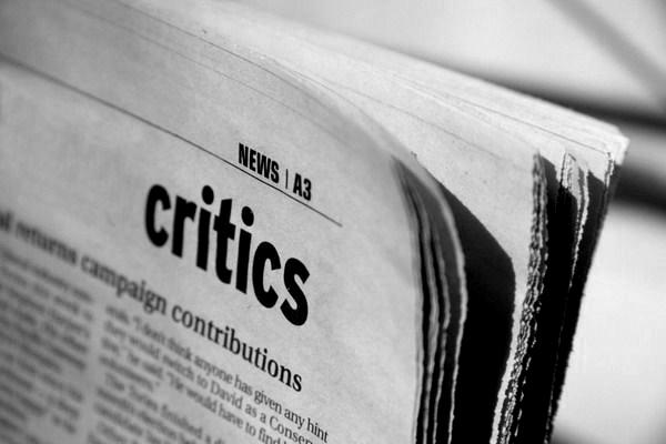 tukang kritik