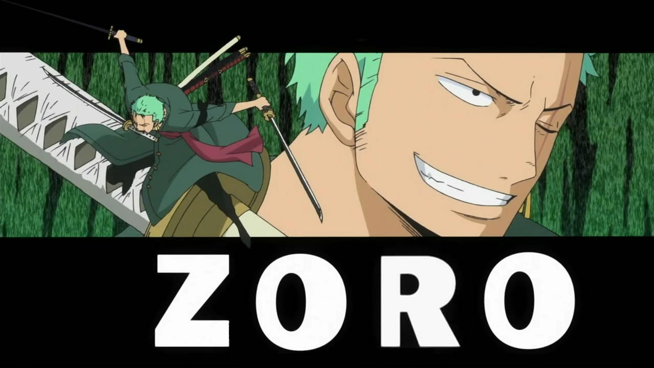 Zoro One Piece Time Skip Roronoa Zoro