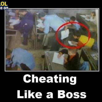 Cheating Like a Boss