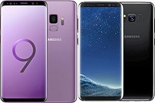 Samsung Galaxy S9 vs S8 Harga dan Spesifikasi