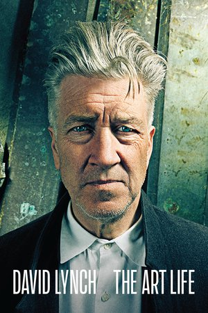 Poster David Lynch: The Art Life 2016