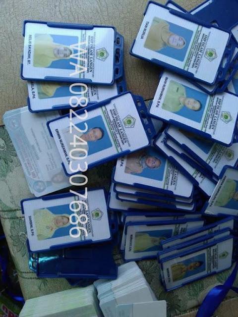 ID Card - Kartu Pelajar - Kartu Mahasiswa - Kartu Parkir Murah