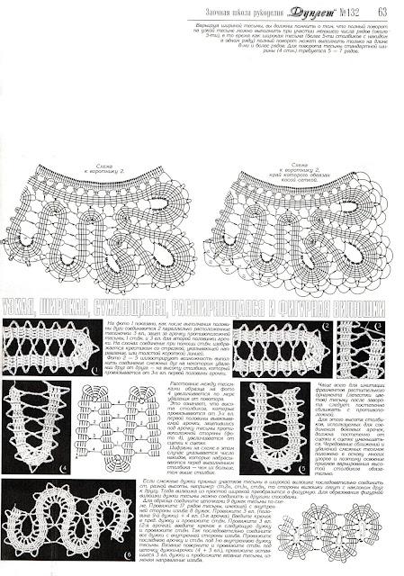 журнал  Дуплет № 132 схема