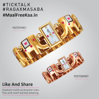 Free RagaX MAsaba Watches