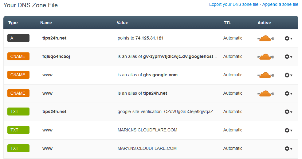 Cách cài đặt DNS cho Blogspot không bị chặn 100%
