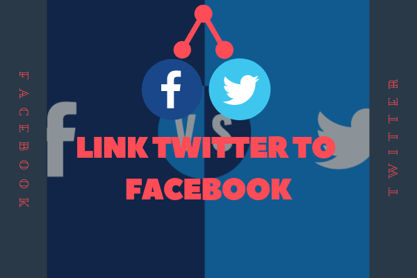 How Do I Link Twitter To Facebook<br/>