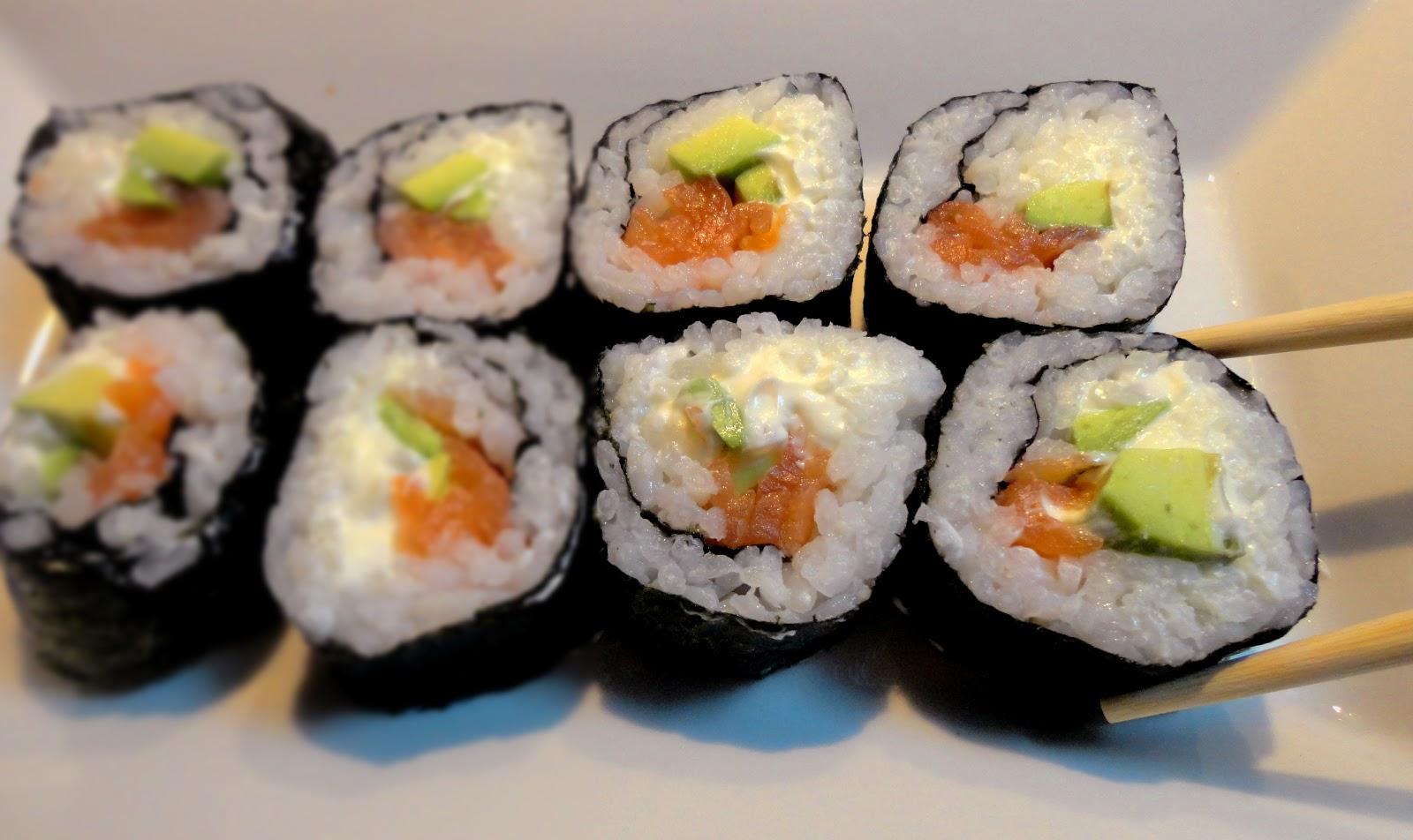 Cocinaros Cómo Hacer Sushi Fácil