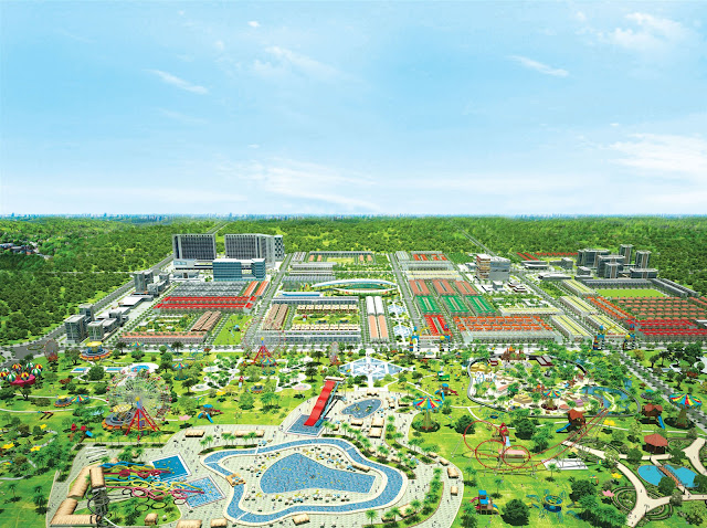phoi canh sunflower city 21-8