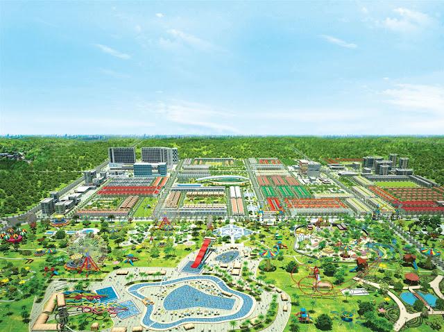 phoi canh sunflower city 21-8
