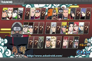 Download Naruto Senki v1.19 First Edition 2 Apk