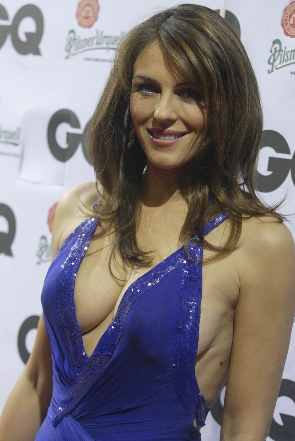 Fappening Elizabeth Hurley nude (21 photo), Sexy, Paparazzi, Twitter, cleavage 2006