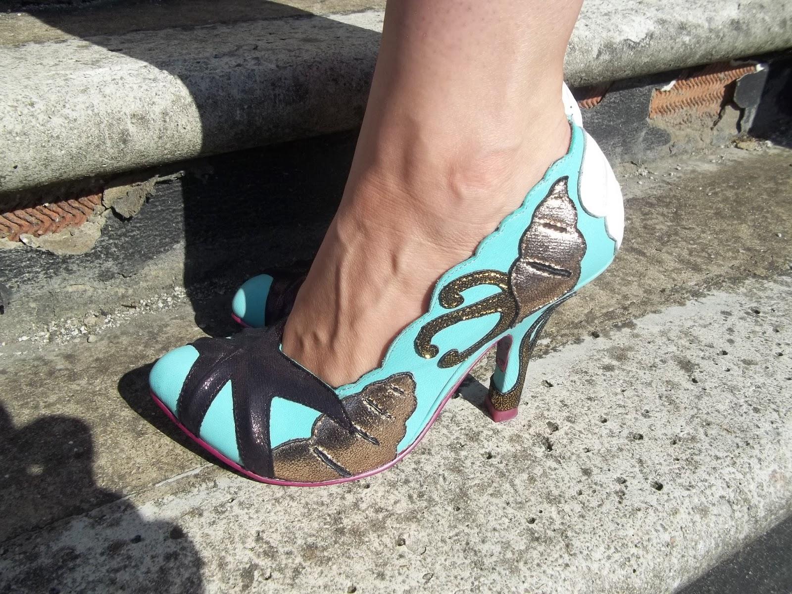 shoe heel boot or Lick or