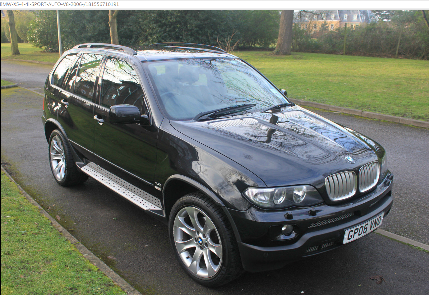 scam bmw x5 sport auto v8 2006 gp06vnd black gp06 vnd ebay fraud 13 oct 14. Black Bedroom Furniture Sets. Home Design Ideas