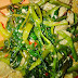 HOW TO MAKE SAUTEED KALE (Tumis kangkung)