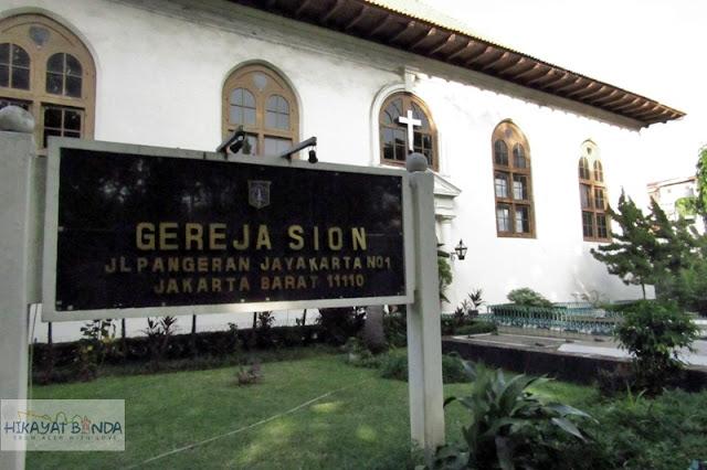 Gereja Sion, Ketika Aceh Mencari Jati Diri