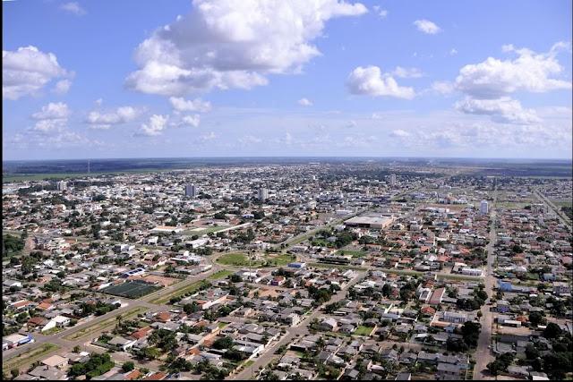 Sinop é a décima quarta maior cidade do Centro-Oeste