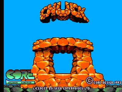 Chuck Rock II: Son of Chuck, la joya de Sega Master System