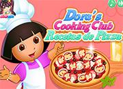 Dora recetas de pizzas