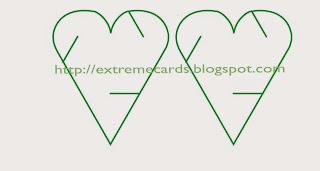 paper globe heart slots