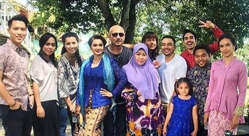 Sinopsis cerekarama Anak Mat Salleh Tapi Melayu TV3, pelakon dan gambar cerekarama Anak Mat Salleh Tapi Melayu TV3