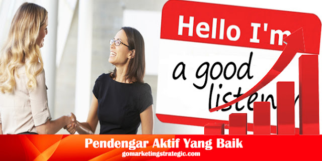 Menjadi Pendengar Aktif Yang Lebih Baik