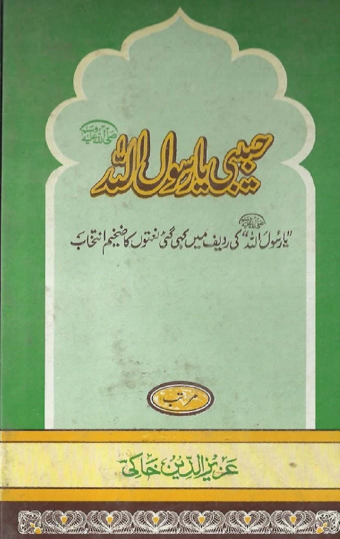 Habibi Ya Rasool Allah --Natia Kalam حبیبی یارسول اللہ نعتیہ انتخاب