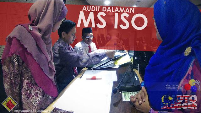 Audit Dalaman MS ISO 9001:2008 SPMICT JPN Johor 2016