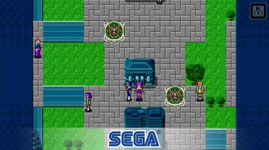 Game Petualangan RPG Android Phantasy Star II Classic MOD APK