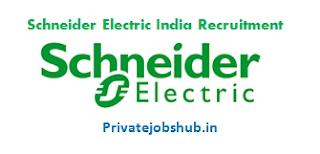 Schneider Electric India Recruitment